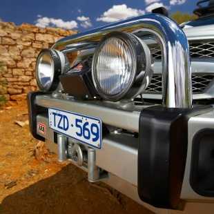 Arb 5100090 Tubo Paragolpes Sahara