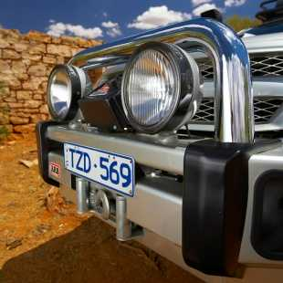 Arb 5148010 Paragolpes Sahara