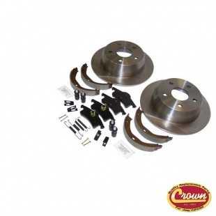 Crown Automotive crown-52098666K Frenos y Piezas