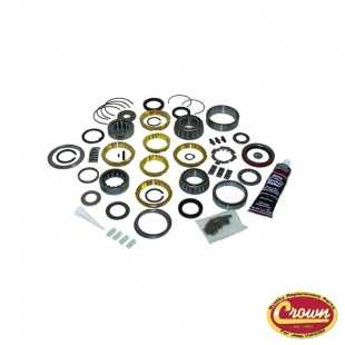 Crown Automotive crown-T5-MASKIT Caja cambios Manual y Auto