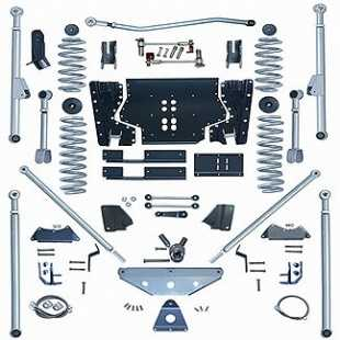Rubicon Express RE7524 kit de suspension